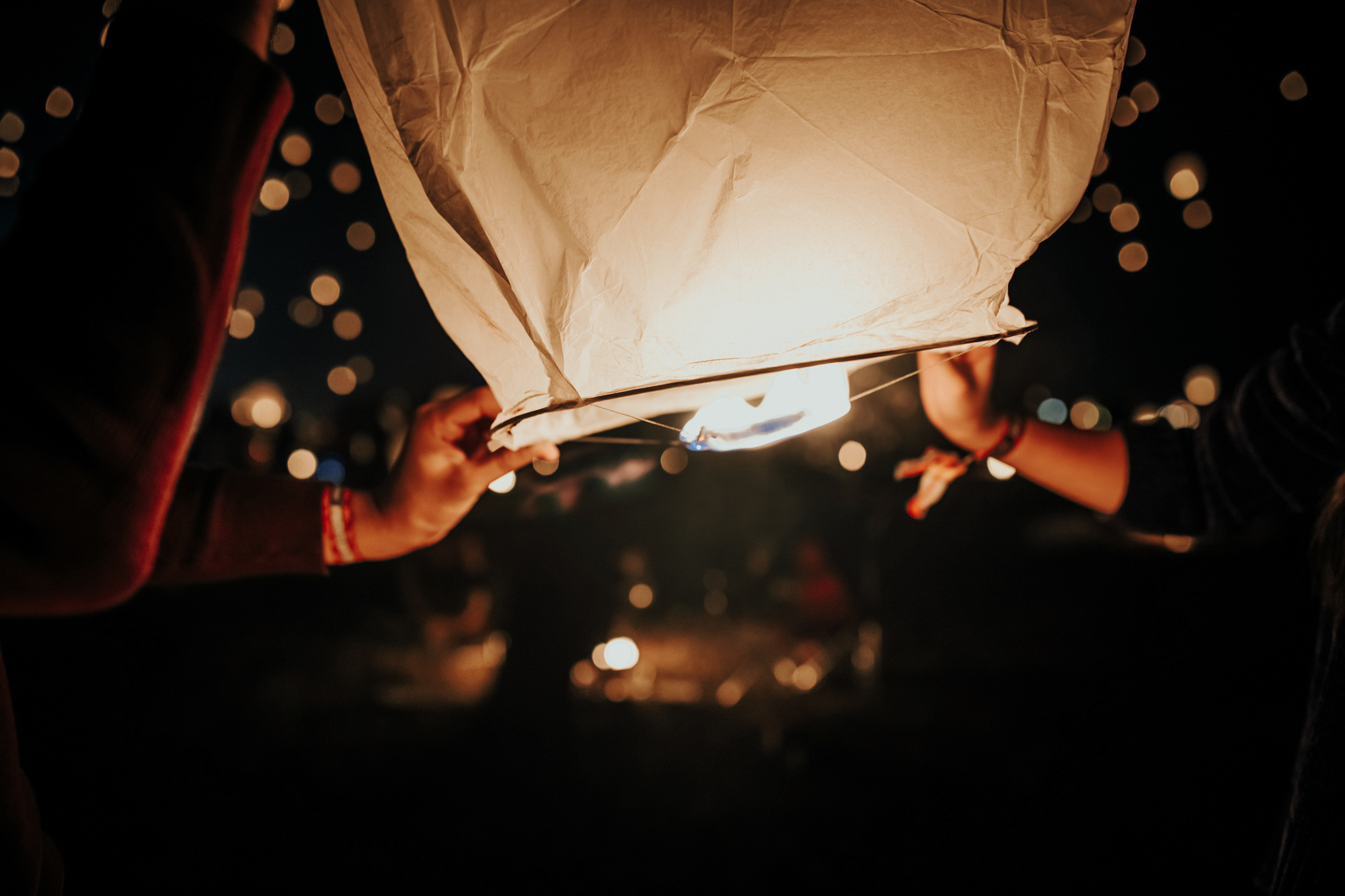 How To Photograph A Chinese Lantern Festival Beginner Tutorial Formed From Light